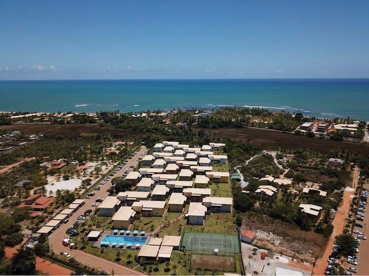 Condomínio Clube na Praia de Itacimirim