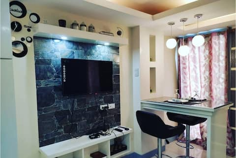 condo in Quezon City w/ High Fiber Wifi