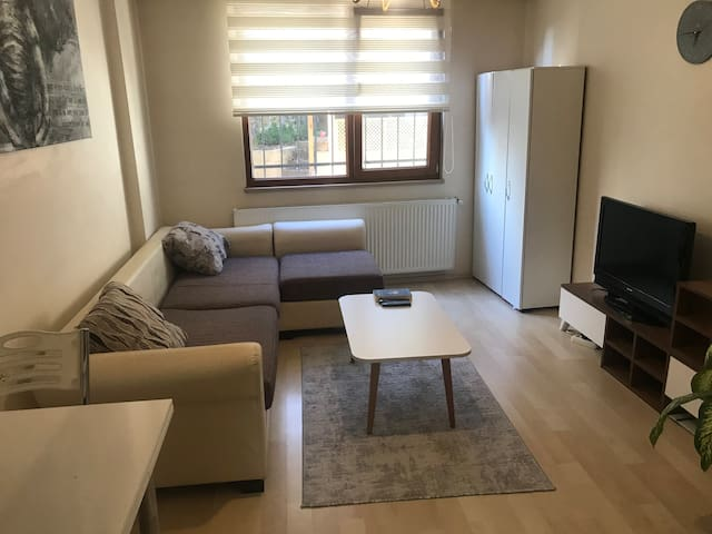 1+1 Fully Furnished Flat - Close to everywhere