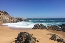 Playa cueva del pirata