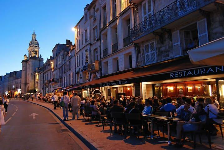 T2 de 60m2 au cœur du centre ville - La Rochelle - Apartemen