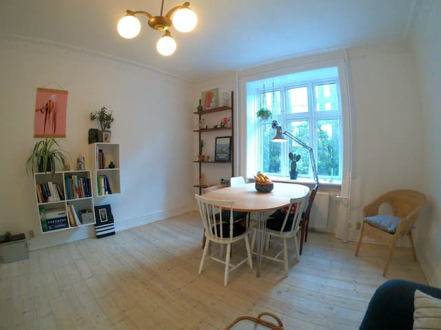 Charming apartment on Islands Brygge
