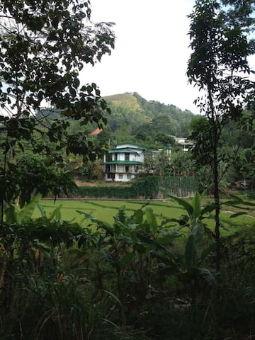 Paddyfield Hideaway, in the Hills, near Kandy - Kovilakanda - Huis