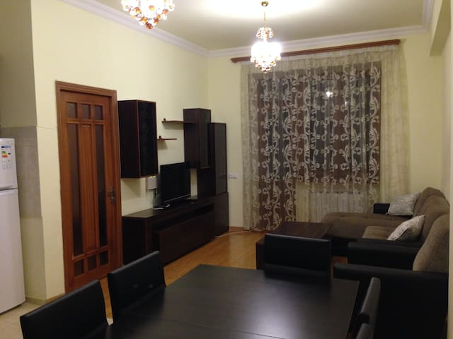 Nice and cosy apt in the center of Yerevan