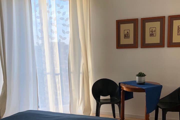 IL CIELO IN UNA STANZA  private blu room