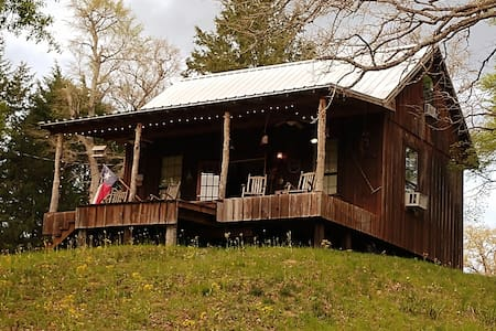 Secluded Cabin on 100 acres!