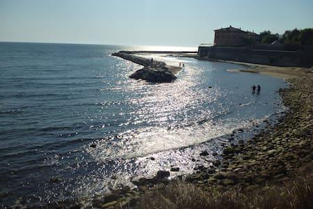 Big double room Sea view - Marina di San Nicola