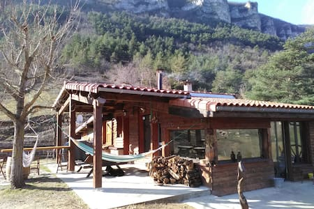 Countryside chalet near Millau