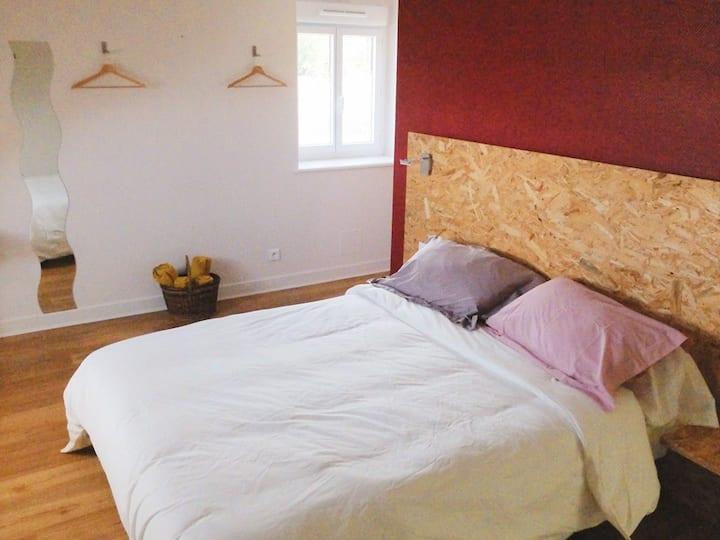 Venez dormir à Poil ! Chambre d'hôtes à l'Auberge.