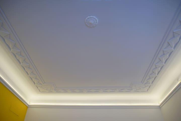 Master Bedroom - Ceiling detail