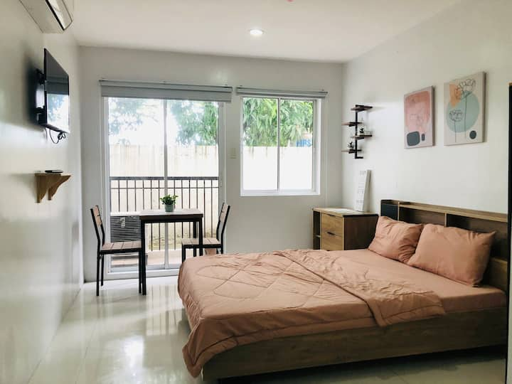Cozy Condo unit at the heart of Bacolod City