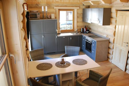 Charming Karwendel Log Cabin: Munich airport link - Scharnitz - Cottage