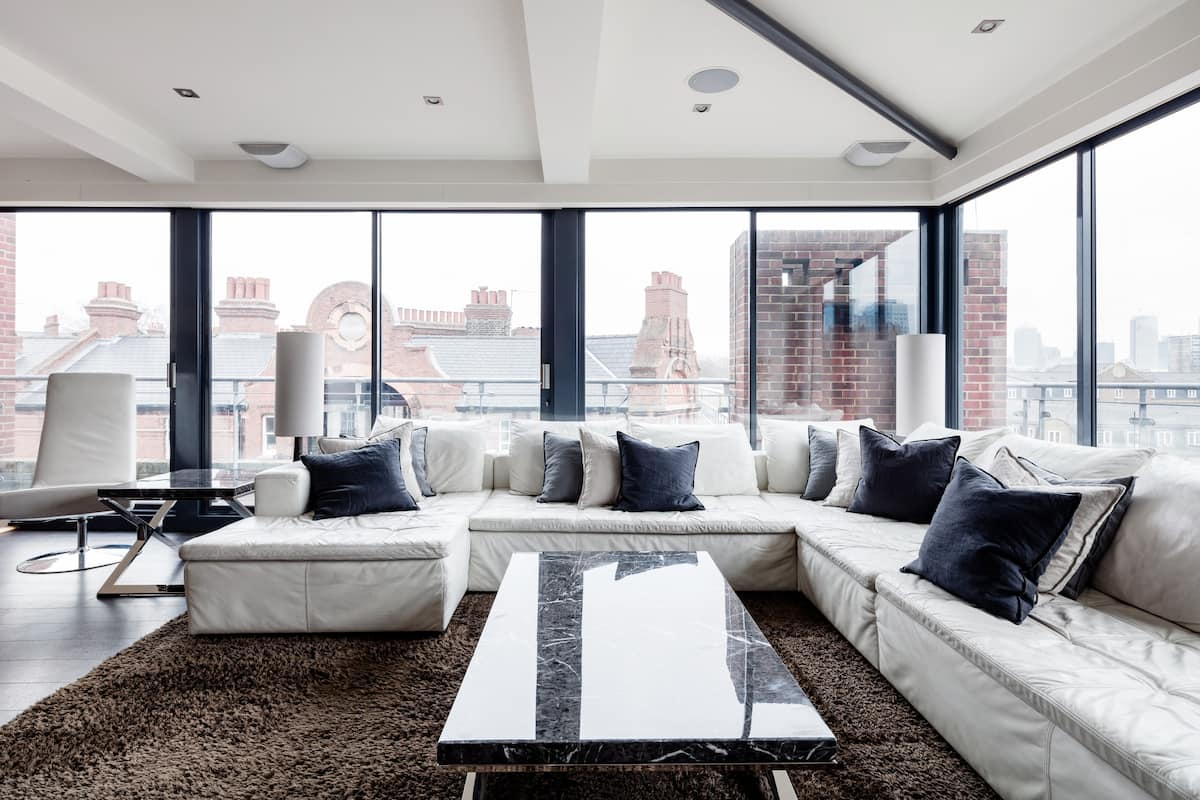 Beautifully Appointed Penthouse in Vibrant East London