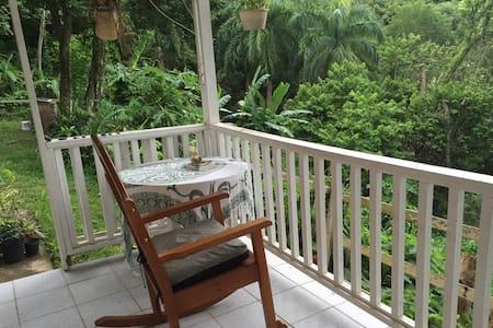 Cozy Jungle Bungaloo Hormigueros - Hormigueros
