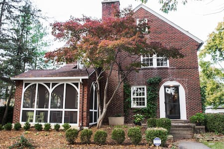 Beautiful Bexley Home - Columbus - Huis