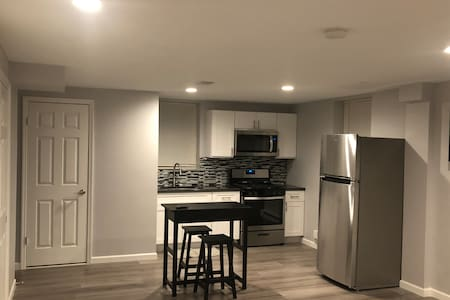 Luxury Apartment w/ Private Entrance NYC/EWR