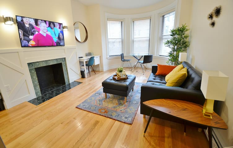 Gorgeous 1 Bedroom Apartment! Furnished!