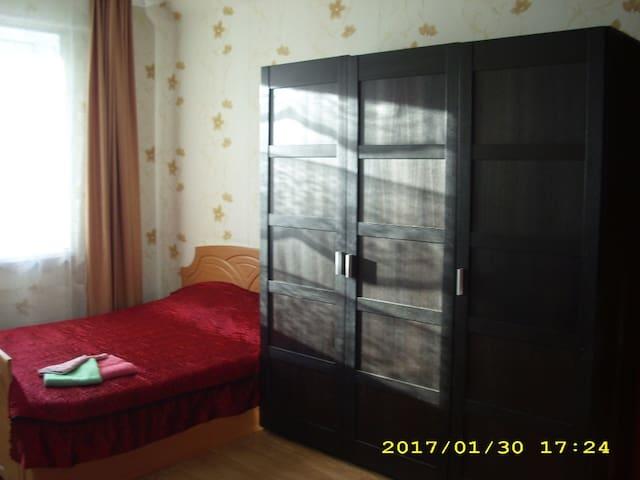 Сдаётся посуточно уютная однокомнатная квартира - Ramensky District - Apartmen