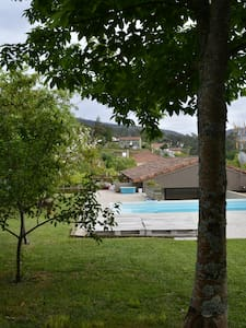 """Pool House"" in Caminha (Venade village)"
