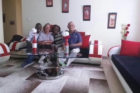Elegant comfy apartment - Nairobi - Wikt i opierunek