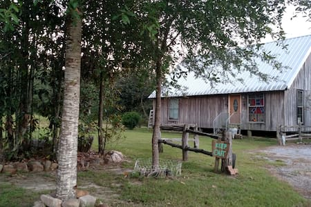 Secluded cabin in the woods. - Pearl River - Apartmen