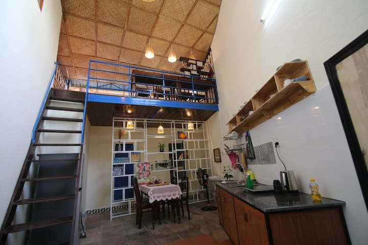 An Homestay Hue🌸Loft #4🌸NearTrainStation