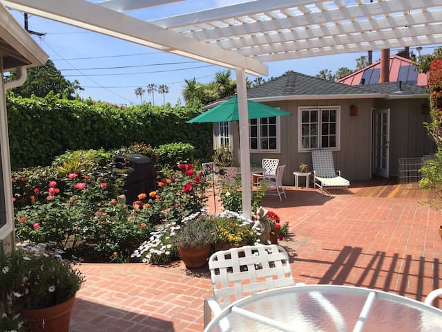 Charming guest house in La Jolla Shores. - San Diego