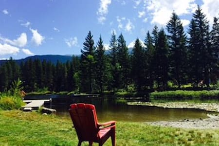 Tranquil Two Bedroom Forest Retreat - Whistler