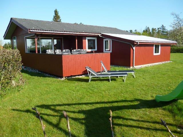 TOP Ferienhaus Dänemark, Internet - Farsø - Casa