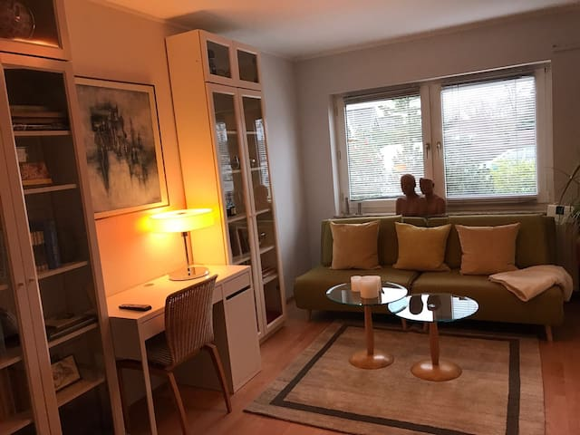 Privates separates Zimmer nahe Messe Hannover - Hildesheim - Apartment
