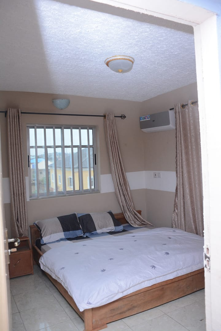 BAAI Low Cost 2 Bedroom Service Apartment 1