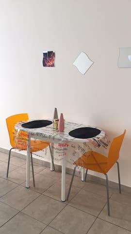 AGRÉABLE STUDIO AU CŒUR DE ANNONAY - Annonay - Apartment