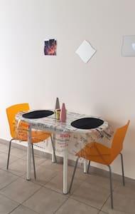 AGRÉABLE STUDIO AU CŒUR DE ANNONAY - Annonay - Apartmen