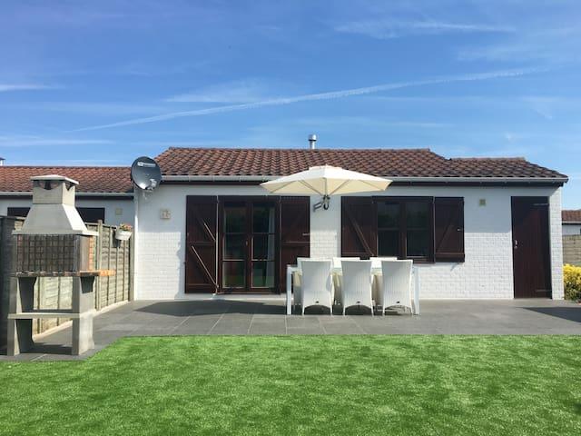 zonnig duinenhuisje zu vermieten - Bredene - Rumah liburan