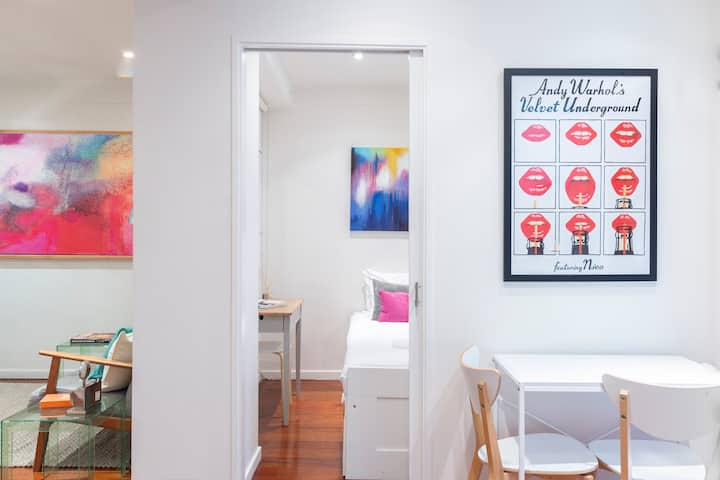 Stylish Rushcutters Bay Gem Close To Park