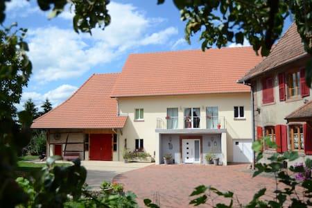 A l'Ancienne Grange ,Gites de France  Haute Alsace