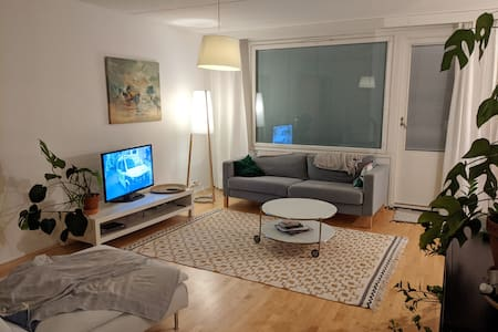 Huone 100 m asemalta/ Room 100 m from trainstation