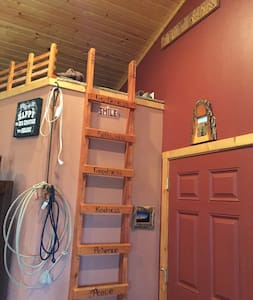 Custer Canyon Ranch TOP BUNK
