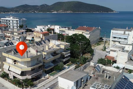 Nea Peramos KAVALA luxurius home for two couples