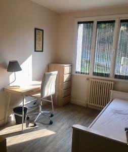 Agréable Chambre privée dans un appartement