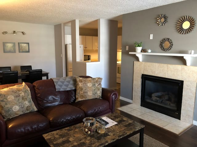 Cozy 2 bedroom condo North West Regina