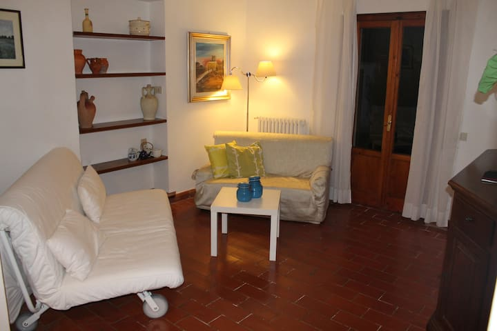 House in a country Tuscan village - Bucine - Apartment