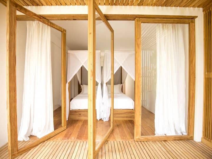 KA BRU Beach Boutique Hotel - The Garden Suite