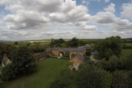Luxury self-catering for two in the Cotswolds
