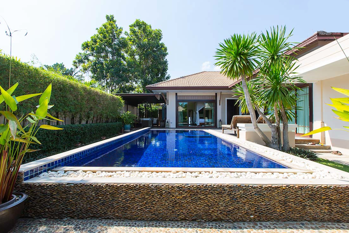 Resort style luxurious Villa with private pool - Tambon Nong Kae - House