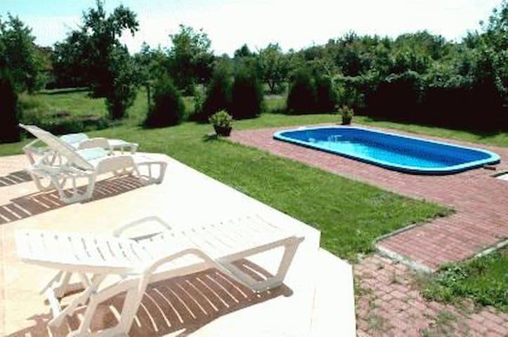 SPANISH HOUSE, APARTMENT 3, BALATON - Gyenesdiás - Pis