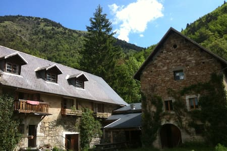 Rustic B&B in the french Alps - Les Côtes-de-Corps - Aamiaismajoitus