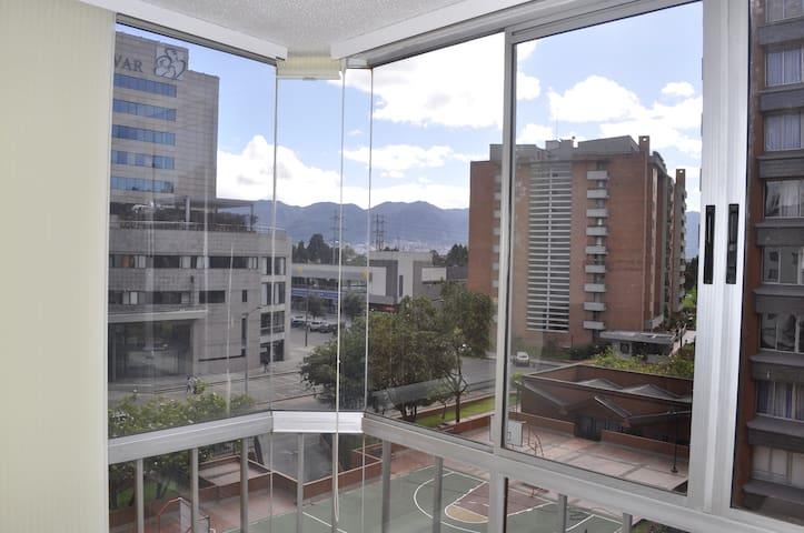 Double Room in Best Zone! - Room B - Bogotá - Apartamento
