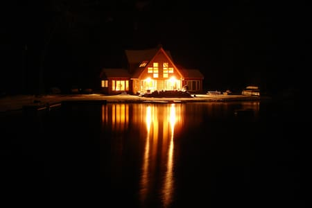 SPECTACULAR BERKSHIRES-PRIVATE LAKE - Stockbridge - Ház