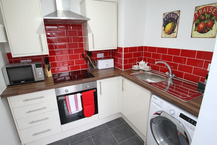 The Gladstone (2) - Loughborough - Apartamento